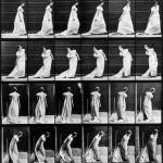 eadweard muybridge - cumbersome clothing 1887